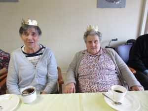 anniv mme Anterion et mme Carriere